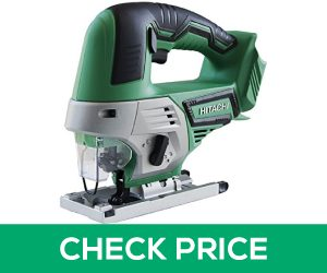 Hitachi CJ18DGLP4 18V Cordless Lithium-Ion Jigsaw Review