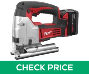 Milwaukee 2645-22 M18 Jigsaw Review