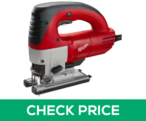 Milwaukee 6268-21 Best Woodworking Jigsaw