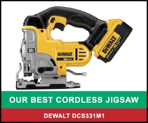 Our Best Cordless Jigsaw