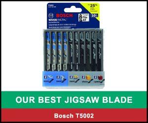 Our best jigsaw Blades